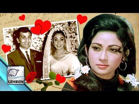 Veteran Actress Mala Sinha's TRUE LOVE Story