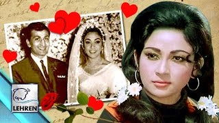 Veteran actress mala sinha's true love story