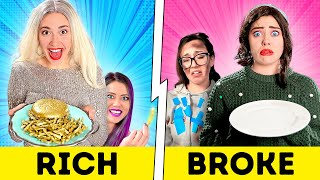 RICH MOM VS POOR MOM (musical video by Bla Bla Jam)