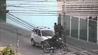 REPRESION MILITAR EN VENEZUELA: un guardia nacional le dispara a un detenido