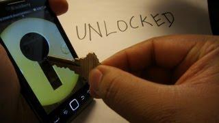 Unlock Blackberry phone for FREE!!!(LEGIT)