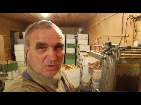Станок для распечатки медовых сотов Медуница