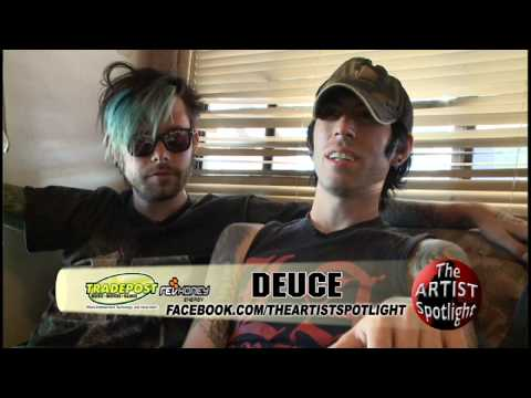 Deuce sits down with Dylan Schoonover on The Artist Spotlight! Talks Nine Lives, Hollywood Undead!