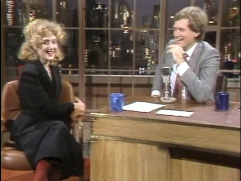 Carol Kane on Late Night, November 22, 1982