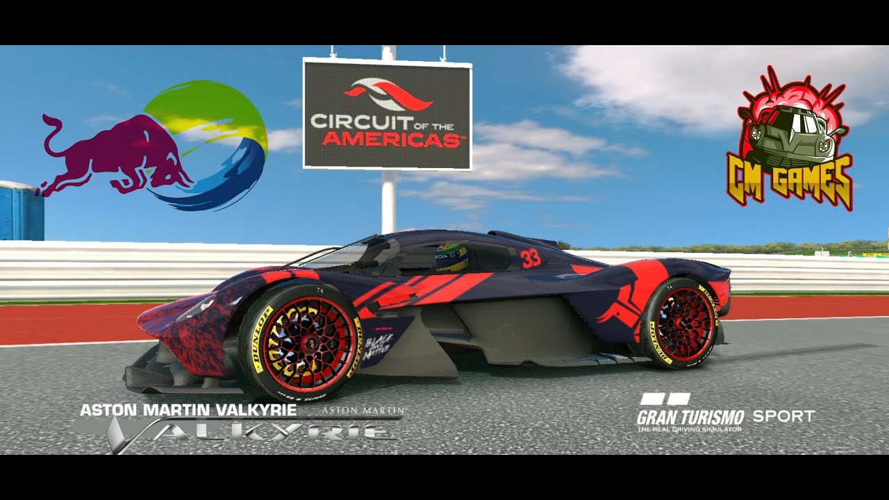 Aston Martin Valkyrie Real Racing 3 Cm Games Showcase And Design Youtube