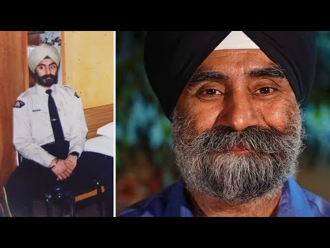 The First Mountie To Wear A Turban Retires From The RCMP