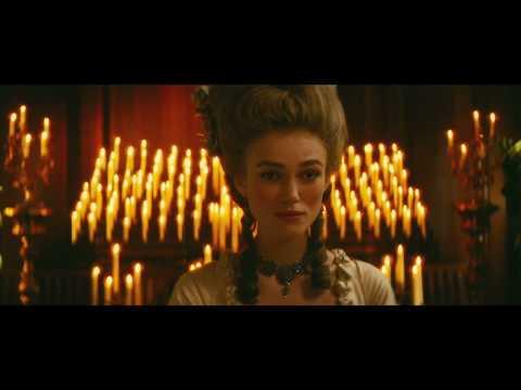 The Duchess (2008) official trailer 01 [1080p HD]