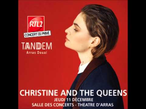 Christine and the Queens - Concert Très Très Privé - RTL2