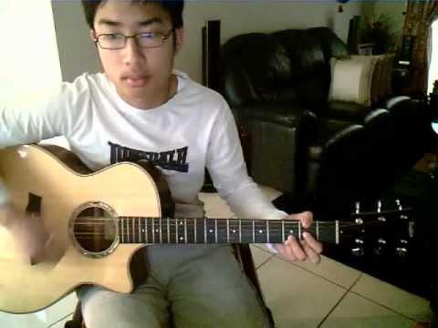 Guitar Cover Begin Again Taylor Swift Chords Youtube