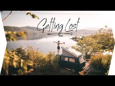 Road Trip Inspiration // Getting Lost in a Camper Van