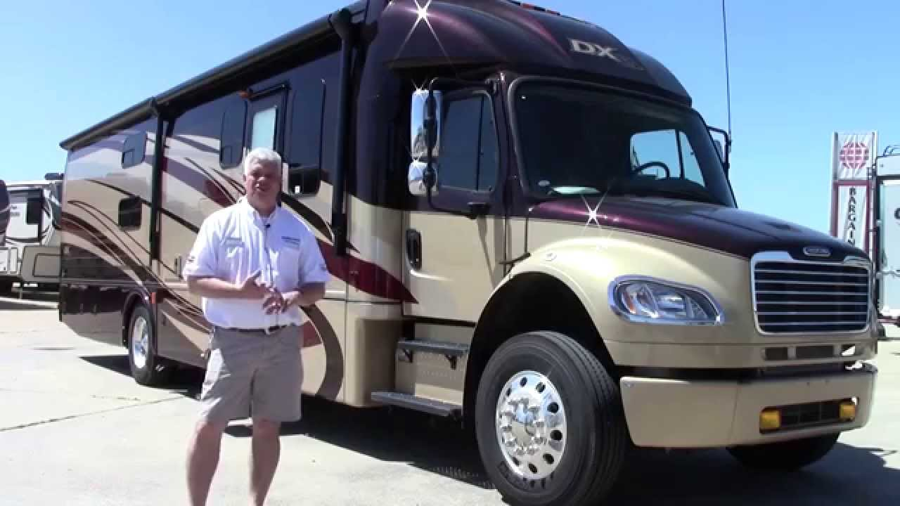 New 2015 Dynamax Dx3 37bh Class C Motorhome Rv Holiday