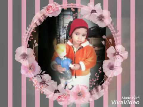 Cute baby ankita
