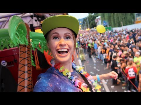 ONE MILLION PEOPLE PARTY -  Swiss Hardstyle Mafia Lovemobile