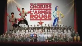 SPECTACLE LES CHOEURS DE L'ARMEE ROUGE
