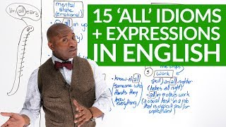 15 English Expressions & Idioms using 'ALL'