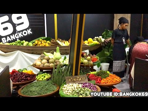 Delicious Thai food! GOURMET FES 2017 / SIAM PARAGON , BANGKOK