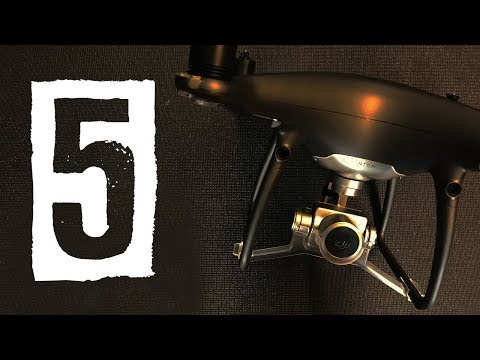 DJI Phantom 5 - OFFICIAL RELEASE? - News, Rumors, & What's Next