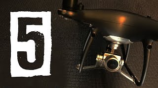 DJI Phantom 5 - OFFICIAL RELEASE? - News, Rumors, & What's Next