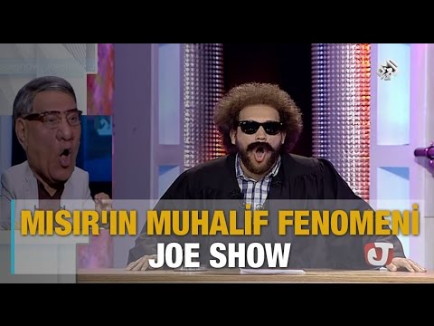 Mısır'ın Muhalif Fenomeni: Joe Show