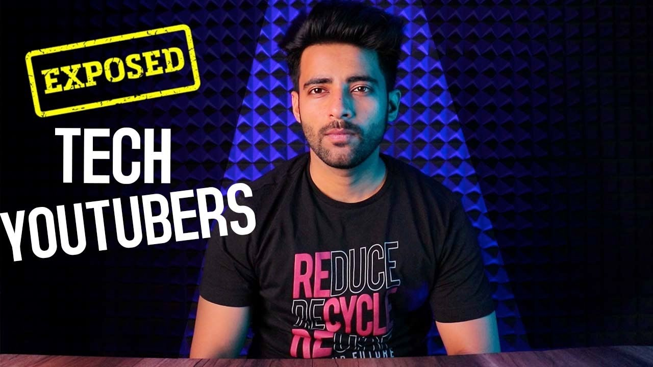 Real Tech Youtubers Exposed !! *MUST WATCH*