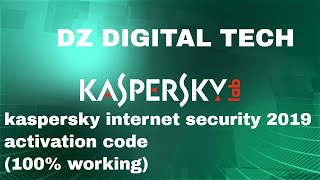 Activate kaspersky internet security 2019 for Lifetime (100% working)