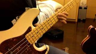 The World Is Yours by UNCHAIN (BASS COVER)
