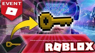 4th SECRET CLUE LEADS TO COPPER KEY!!! (Roblox Ready Player One EVENT)