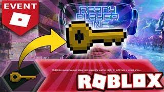 4o SEGRETO CLUE LEADS ALLA CHIAVE DI RAME!!! (Roblox Ready Player One EVENTO)