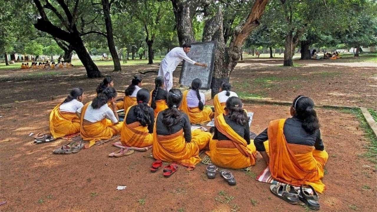 Shantiniketan University | Visva Bharati University | अभी भी ...
