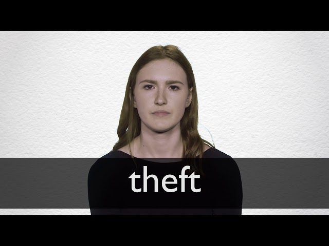 Theft Synonyms | Collins English Thesaurus