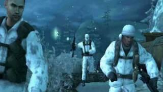 Socom Fireteam Bravo 3 PSP actual gameplay