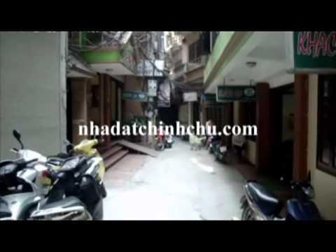 Chính chủ bán nhà ngõ 325 Giảng Võ quận Ba Đình
