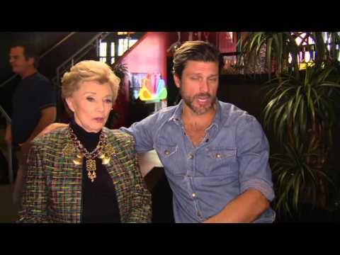 Days Of Our Lives 50th Anniversary Fan Event Interview - Peggy McCay & Greg Vaughan