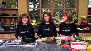The Micheff Sisters Cooking with Kellogg's Book Trailer