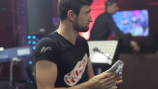 Александр Штифанов В Баку. 11 кратный чемпион Мира по флейрингу,