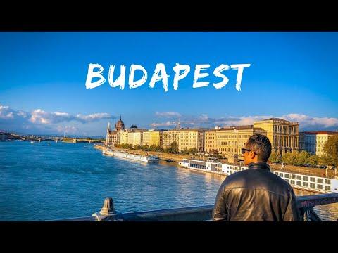 Budapest, Hungary TRAVEL EPISODE | EUROPE TOUR | ®YouLikeToTravel.Com - OFFICIAL