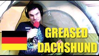 Greased Dachshund - German Lesson W/flula