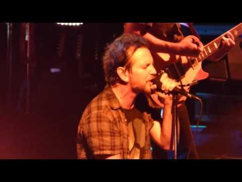 Pearl Jam - Rats - New York City (May 1, 2016)