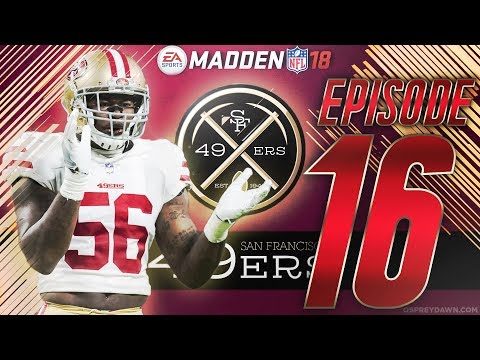 All Madden Cheats | San Francisco 49ers Connected Franchise Ep. 16
