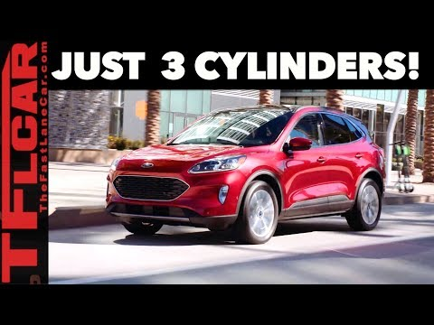The New 2020 Ford Escape Has Changed in 10 Important Ways | We Count Them Down!