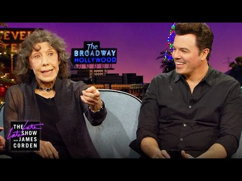 High School Photos w/ Lily Tomlin & Seth MacFarlane