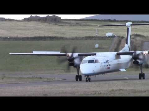 ✈ TAG Asia Global Express 5000 B-LRW | Isle of Man Airport | 03/08/2012 ✈