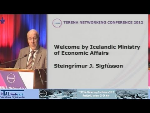 Welcome by the Icelandic Ministry of Economic Affairs