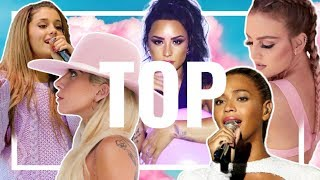 Video Top 12 Female Vocalists {2017-2018} | BEST Singers Of This Generation download MP3, 3GP, MP4, WEBM, AVI, FLV Agustus 2018