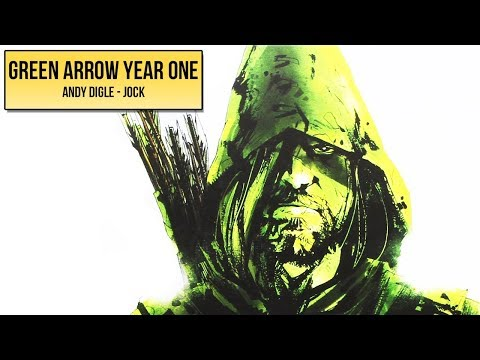 Comics in Motion   Green Arrow Year One