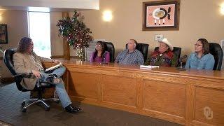 Native Peoples of Oklahoma - Protecting Native American Communities - 4.3.2 Kickapoo Panel