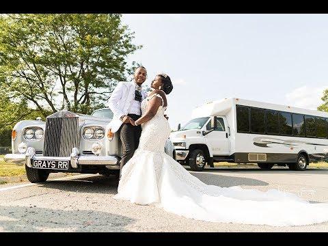 Wooowww!!!   GINA & SOLOMON (WEDDING HIGHLIGHTS)