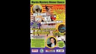 Murder Mystery Dinner Dance 05/17/13-Orlando