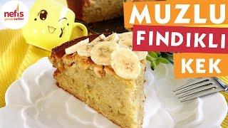 Muzlu Fındıklı Kek - Kek Tarifleri - Nefis Yemek Tarifleri