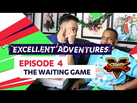THE WAITING GAME! The Holiday Adventures of Gootecks & Mike Ross 2016! Ep. 4